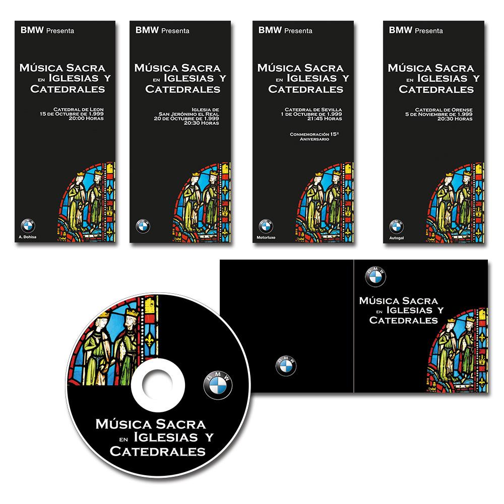 BMW Música Sacra en Iglesias y Catedrales